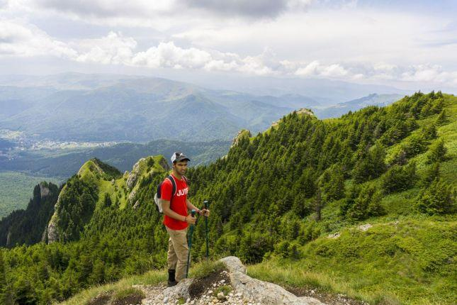 Hiking trip from Bucharest