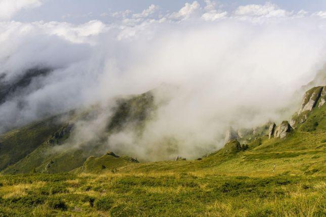 Hiking from Bucharest to Carpathian Mountains
