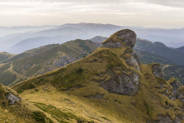 Hiking trip from Bucharest to Carpathian Mountains