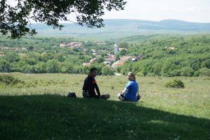 Transylvania bike trails tour