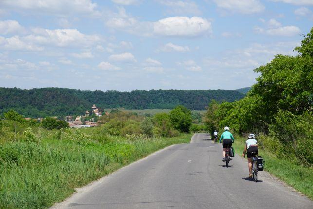 Transylvania bike tour