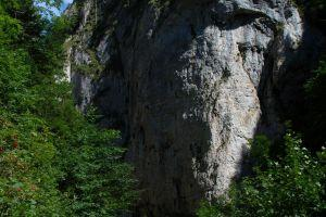 Hiking in the area of Zarnesti Gorges