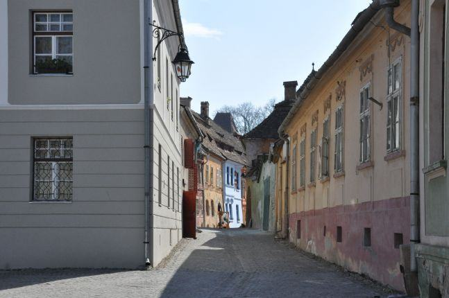 Sighisoara fortress tour