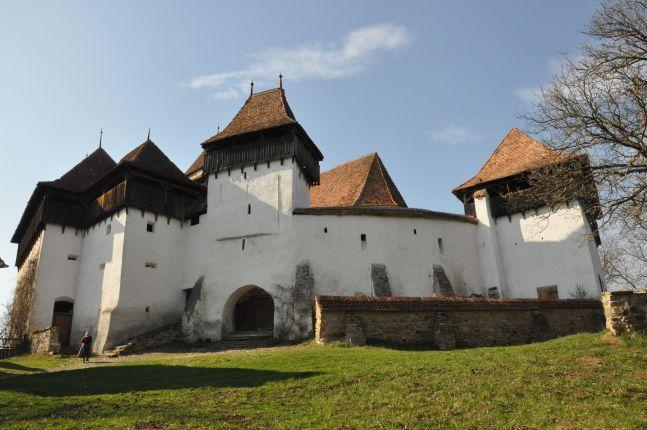 Romania 8-day group tour itinerary