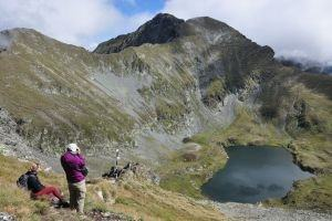 Hiking Fagaras Mountains
