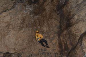 Caving in Cioclovina