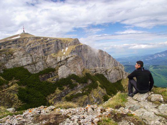 Hiking tour Bucegi