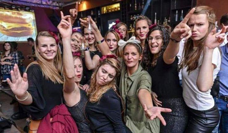 Private bachelorette groups