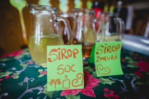 Local nonalcoholic drinks