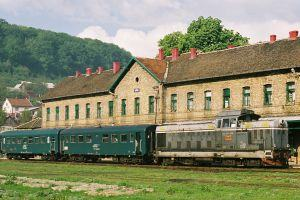 To Anina Railway Station