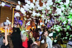 Romanian party scene