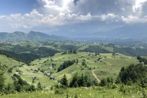 The most picturesque area in Romania