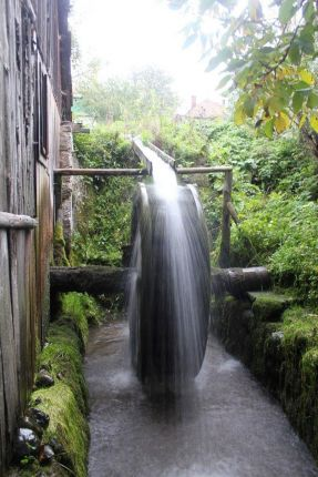Watermill in Rimetea