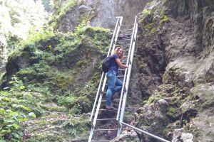 7 stairs Canyon Brasov tour