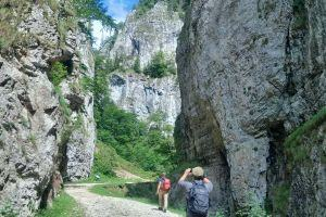 Zarnesti Gorge - a natural wonder!