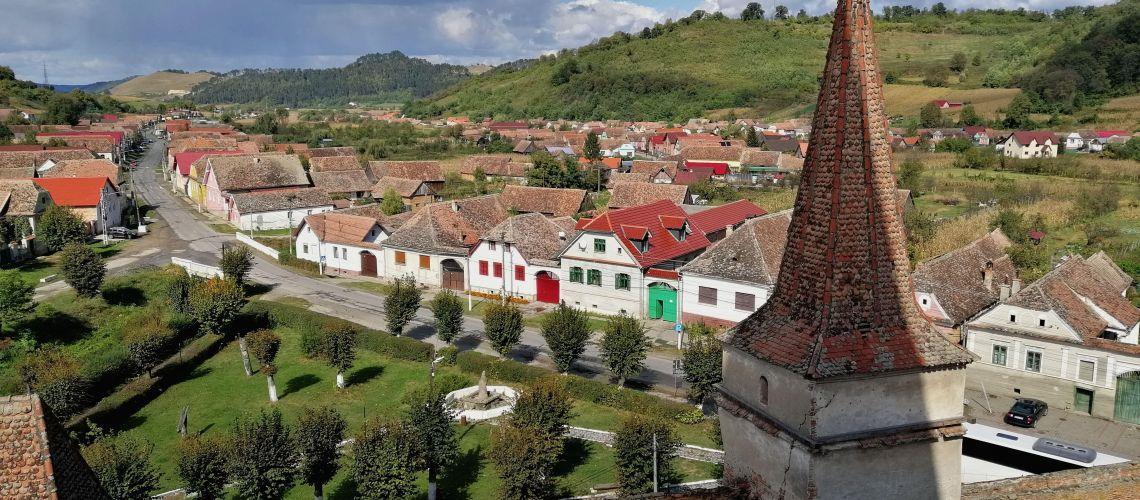 Die besten Sehenswürdigkeit von Transsilvanien (Siebenbürgen)