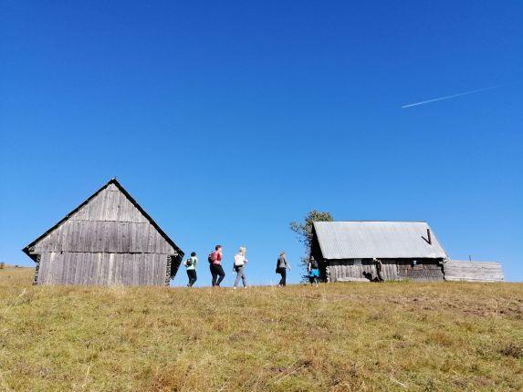 Trekking tour Sibiu