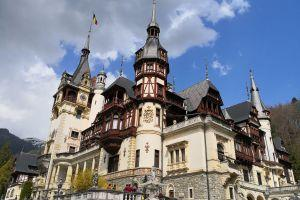 Optional: extra night in Brasov, Peles Castle & others