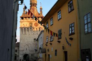 Day 1: Sighisoara Citadel,  Viscri village & Brasov