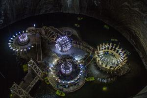 Turda Gorge and Turda Salt Mine Tour