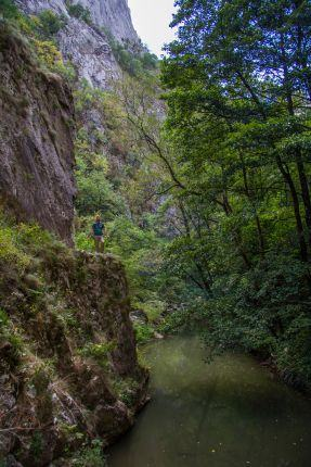 Turda Gorge hiking tour
