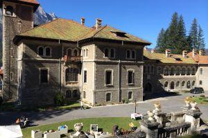 Cantacuzino Castle - the heritage of a Romanian dynasty