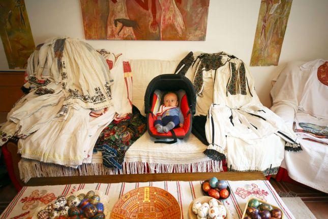 Daciana Ungureanu ethnographic collection