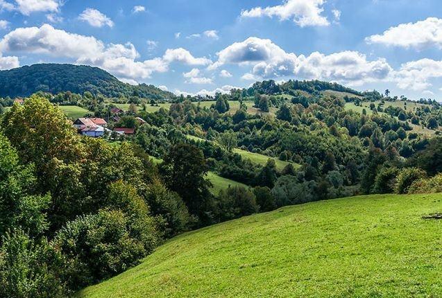 Oravita - Anina scenery