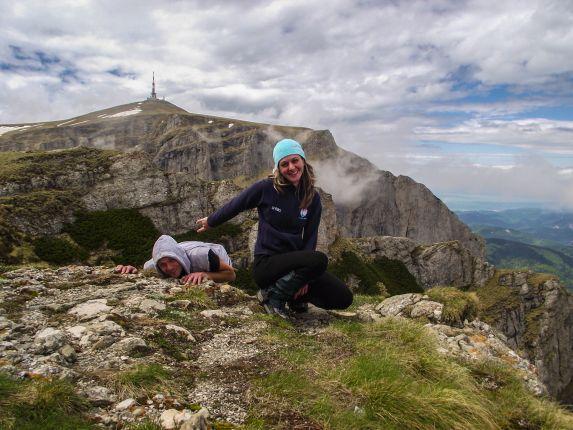Trekking tour Bucegi