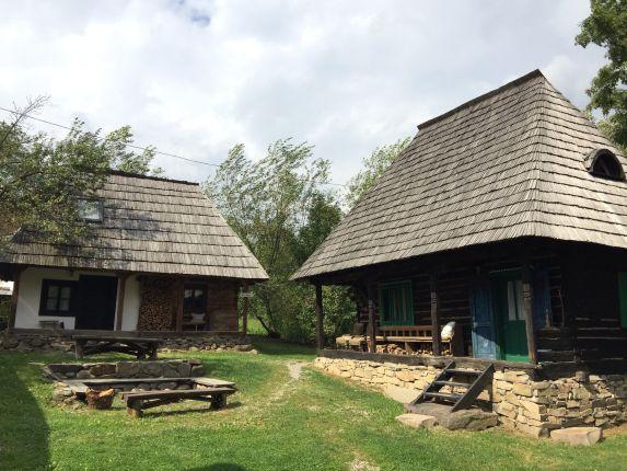 Maramures villages