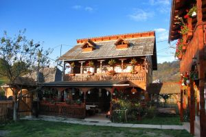 Local guesthouse in Maramures