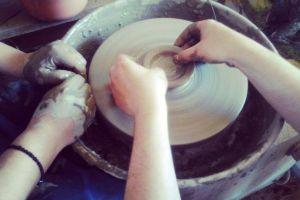A unique ceramics workshop part 1: moulding