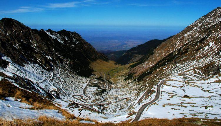Fagaras Mountains - The Alps of Transylvania