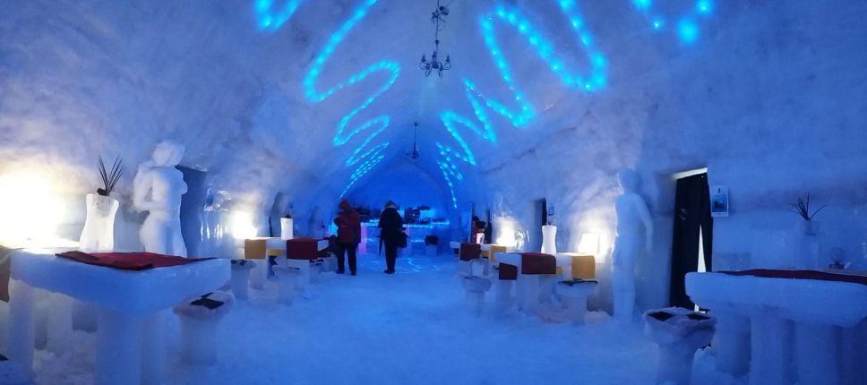 Transfagarasan Romania Tour/ The Hotel of Ice