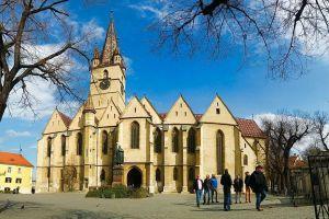 Sibiu walking tour