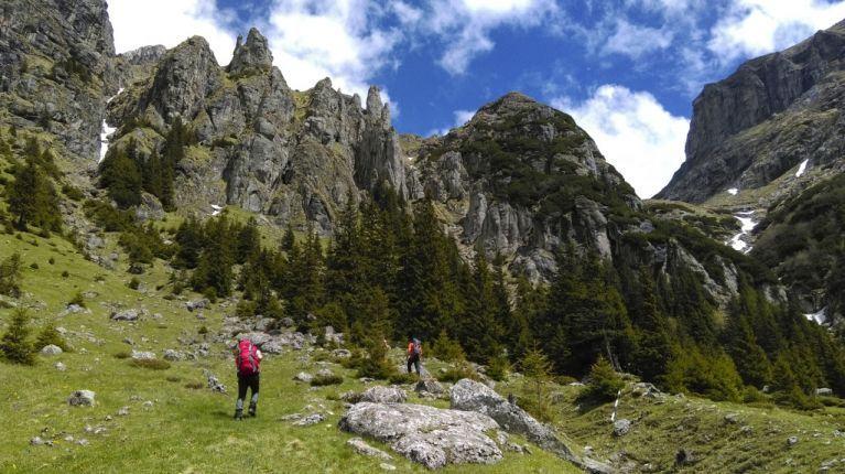 Hiking Bucegi Romania