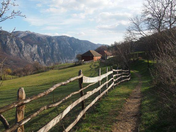 Hiking tour from Timisoara