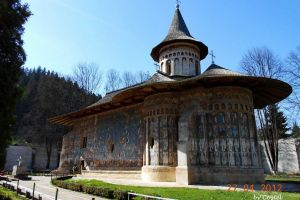 UNESCO Painted Churches of Bukovina