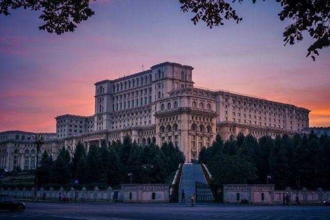 Bucharest Revolution Square