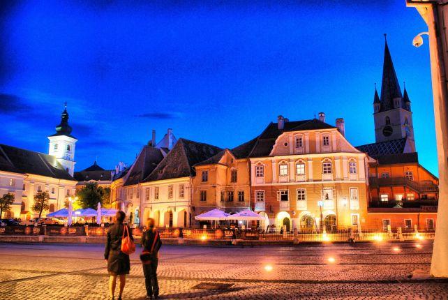 Sibiu local guide