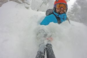 Learn how to freeride