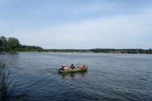 Enjoy beautiful Snagov Lake
