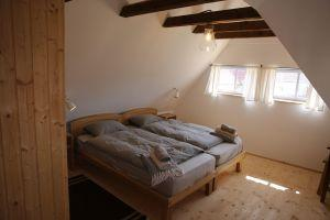 One of our cosy rooms.