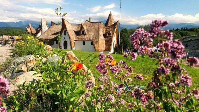 Clay Castle/ Fairy Tale Castle