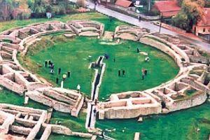 Ulpia Traiana Samizegetusa - the capital of Roman-Dacian province