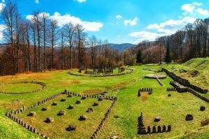 Dacian ruins tour