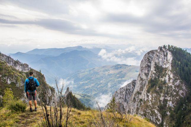 Hike natural reserve Cluj Napoca