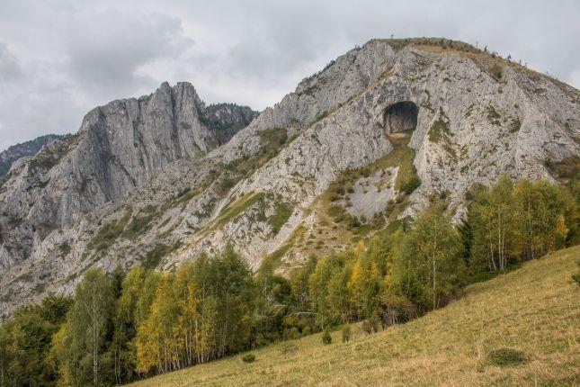 """Huge caves - """"Cosul Boului"""""""
