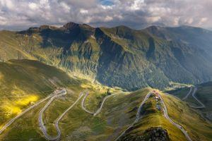 The Transfagarasan Road - the 'best road in the world' (TopGear)
