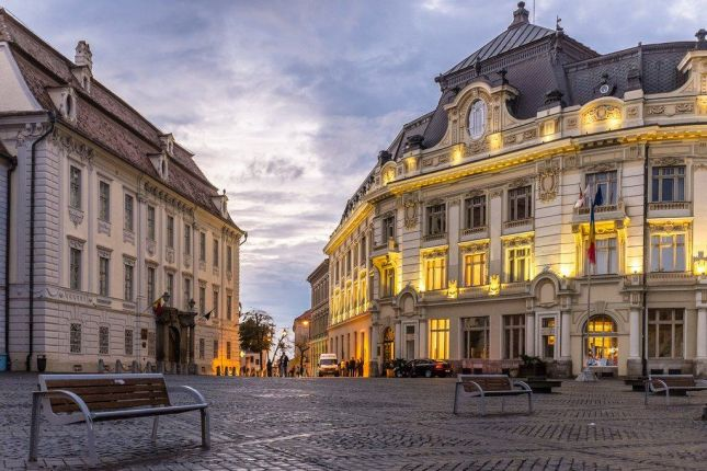Sibiu guided tour